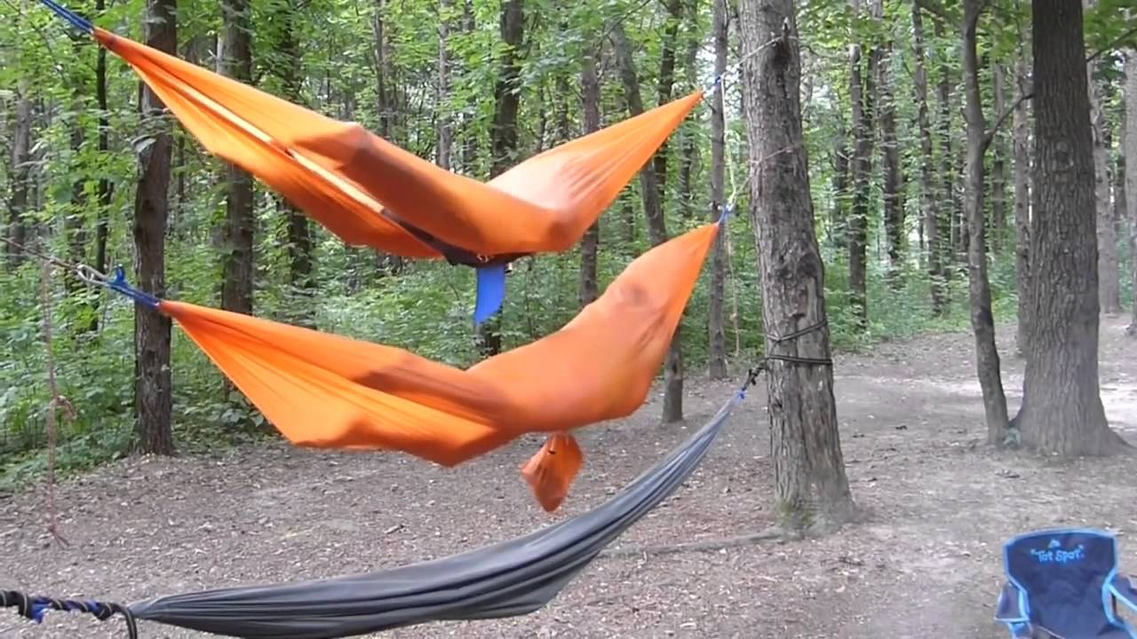 Naked In A Hammock photo 25