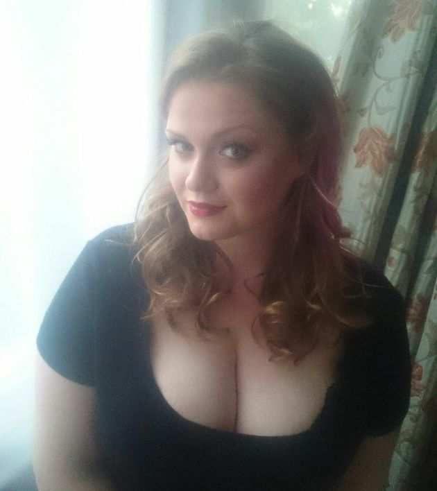 Woman With Huge Breasts photo 26