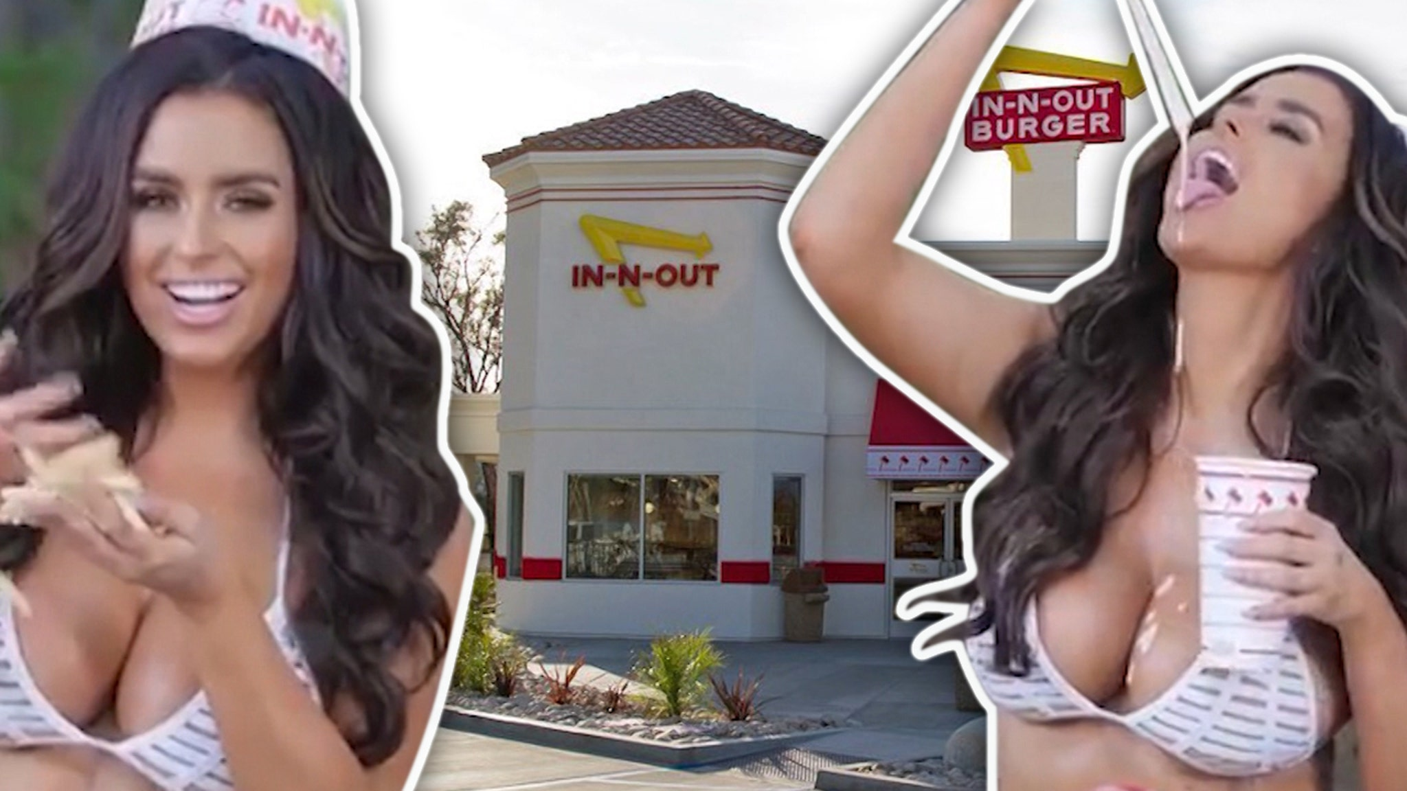 Abigail Ratchford In N Out photo 20
