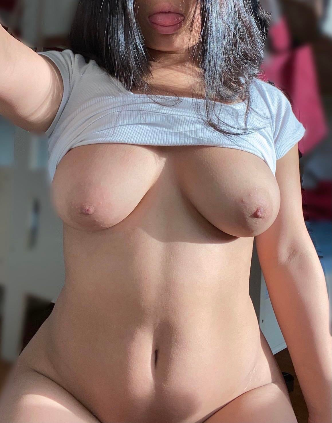 Lovely Naked Breasts photo 17