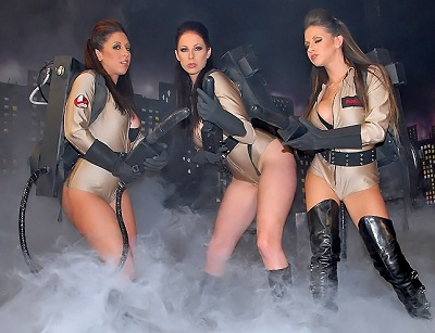 Gianna Michaels Ghostbusters photo 27