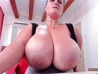 Milf With Large Breasts photo 11