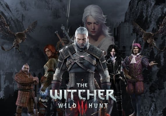 The Witcher 3 Boobs photo 13