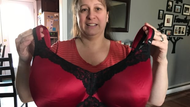 Woman With Huge Breasts photo 2