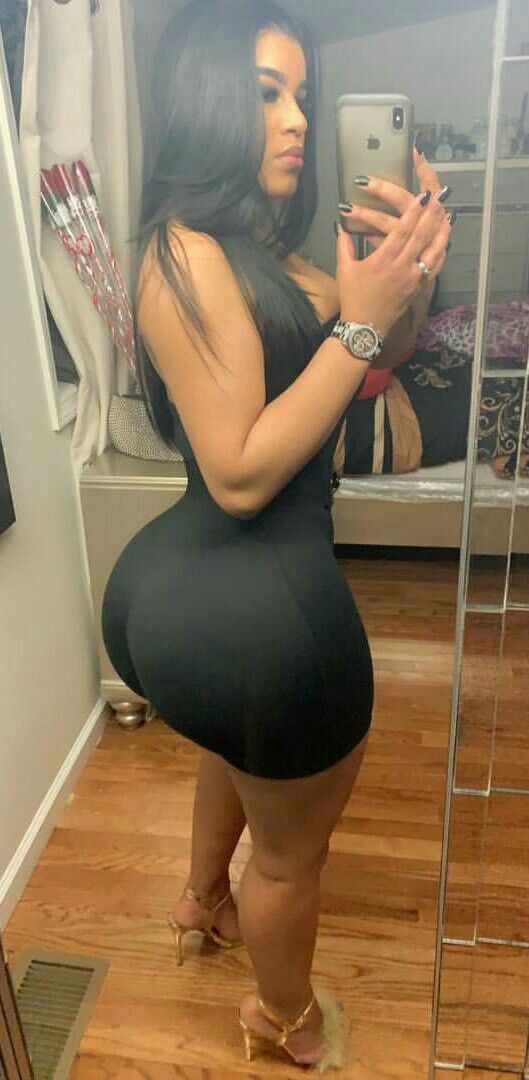 Thick Latina In Dress photo 26