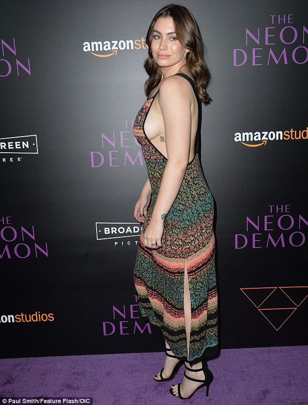Sophie Simmons Breasts photo 2