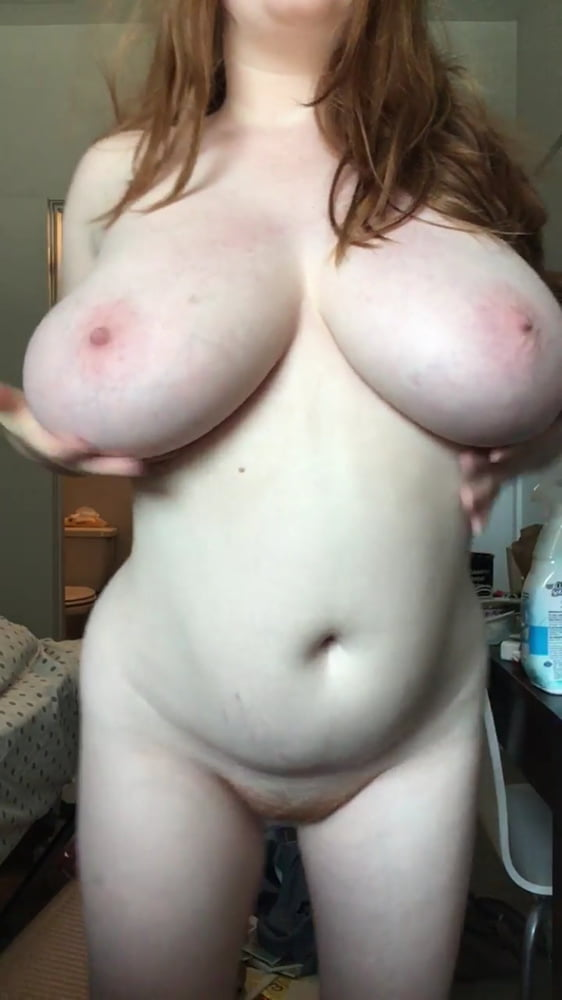 Ginger With Big Tits photo 22