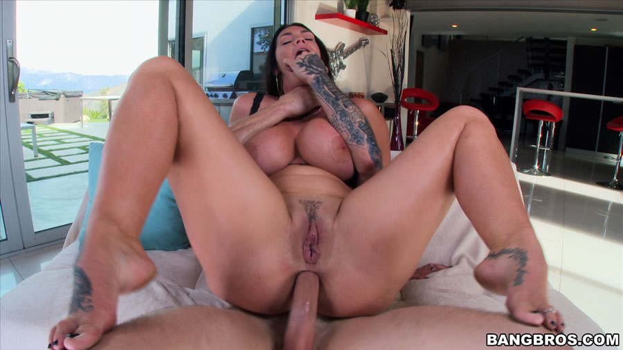 Big Tits And Anal Sex photo 15
