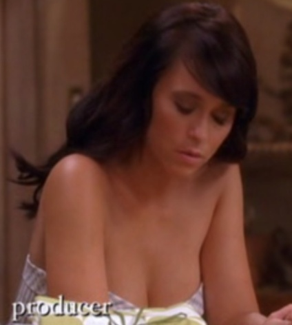 Ghost Whisperer Cleavage photo 16