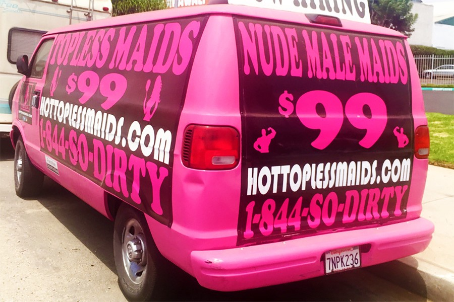 Topless Maids For Hire photo 14