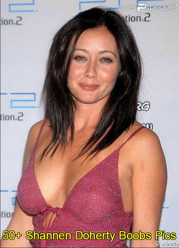 Shannen Doherty See Through photo 16