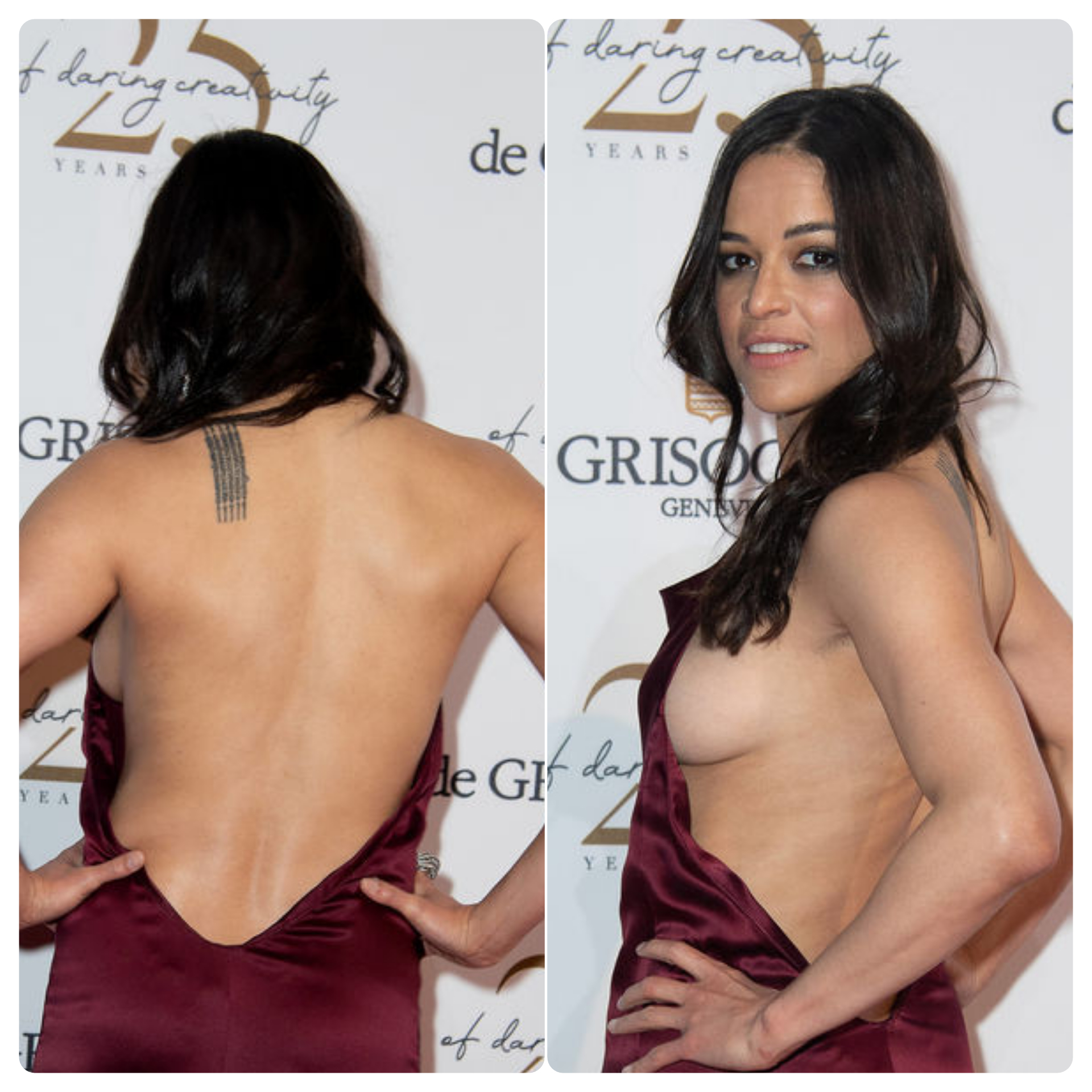 Michelle Rodriguez Breasts photo 30
