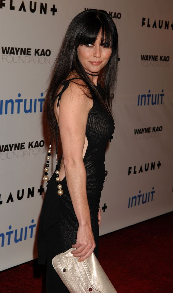 Shannen Doherty See Through photo 24