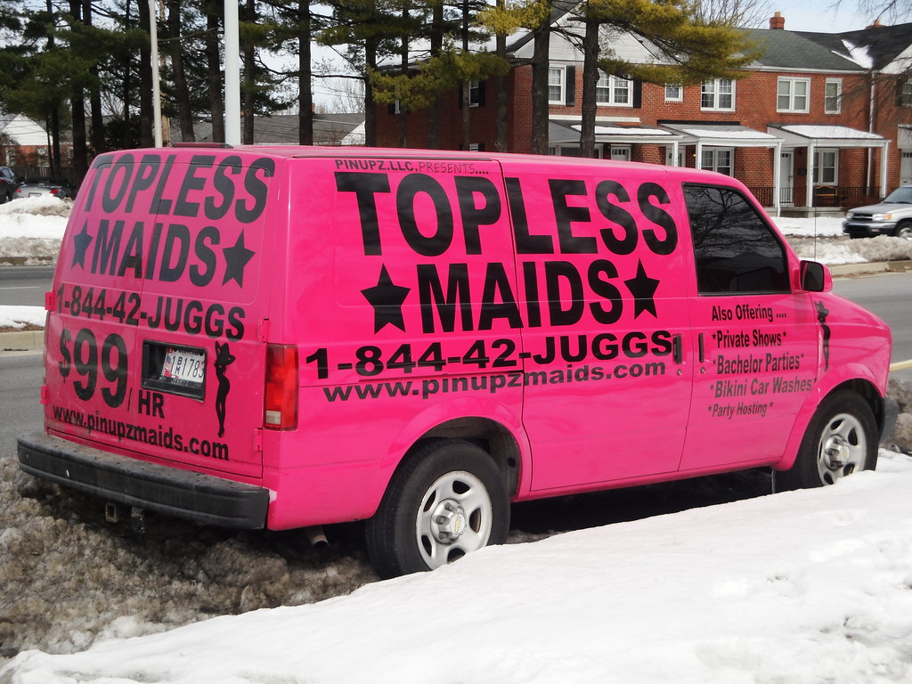 Topless Maids For Hire photo 25