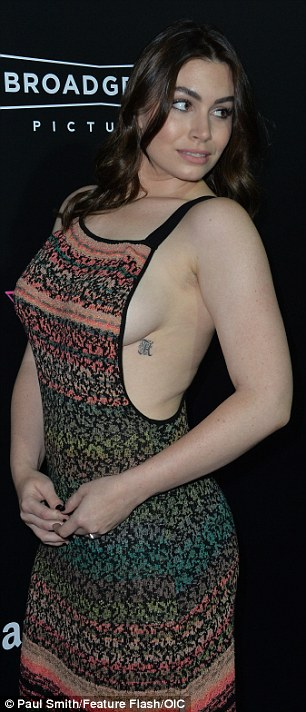 Sophie Simmons Breasts photo 3