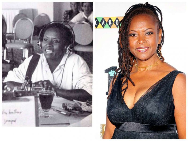 Robin Quivers Breasts photo 9