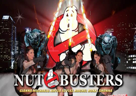 Gianna Michaels Ghostbusters photo 22
