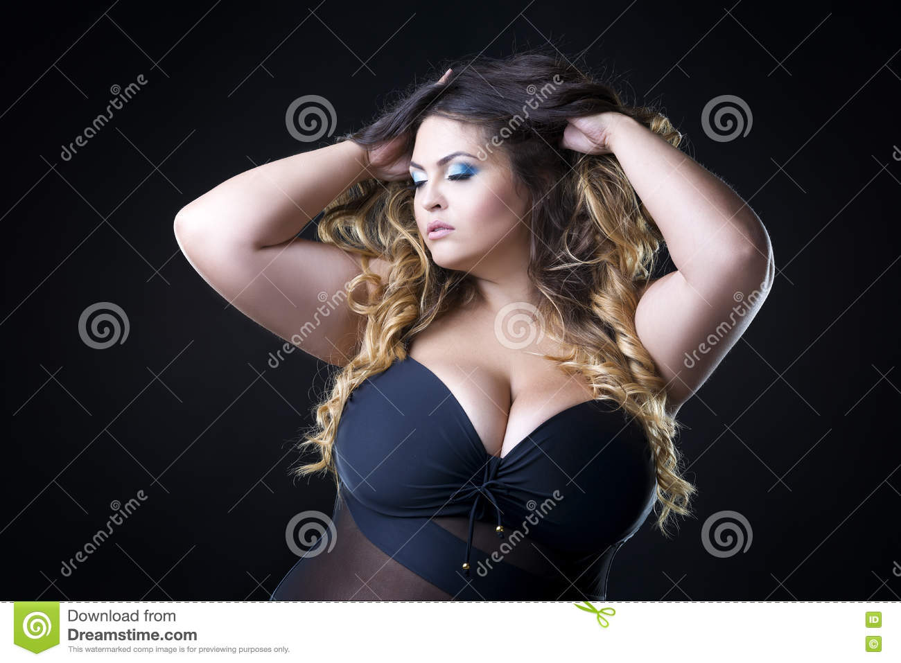 Woman With Huge Breasts photo 10