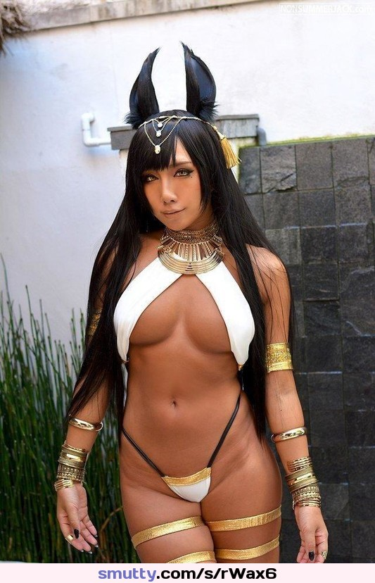 Perfect Tits Cosplay photo 23