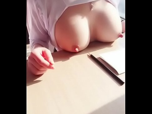 Girl Playing With Her Tits photo 29