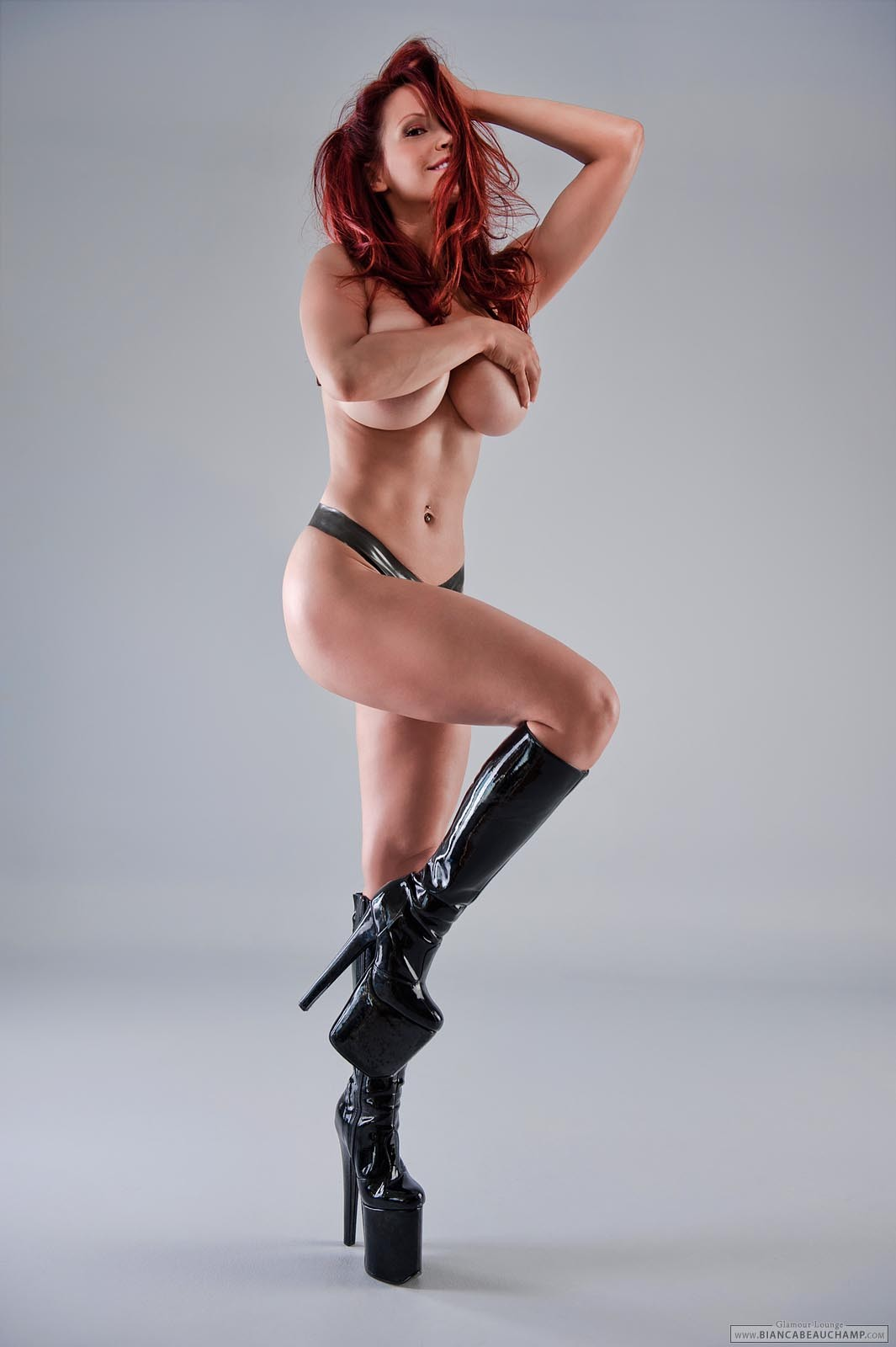 Big Boobs And Boots photo 17
