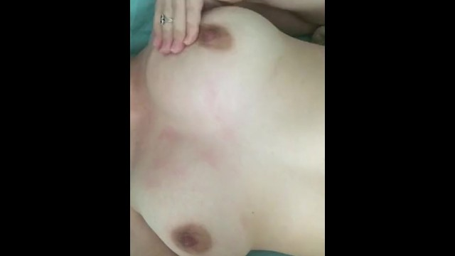 Girl Playing With Her Tits photo 20