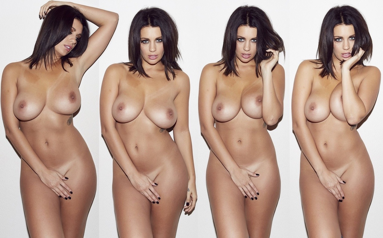 Holly Peers Naked photo 4