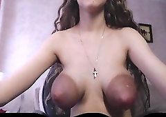 Enormous Puffy Nipples photo 16