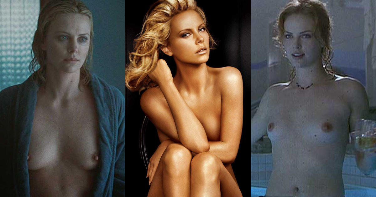 Charlize Theron Nudography photo 18