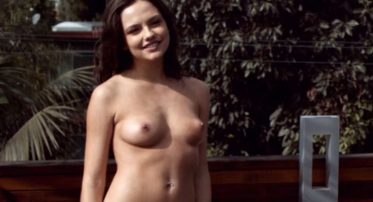 Emily Meade Topless photo 20