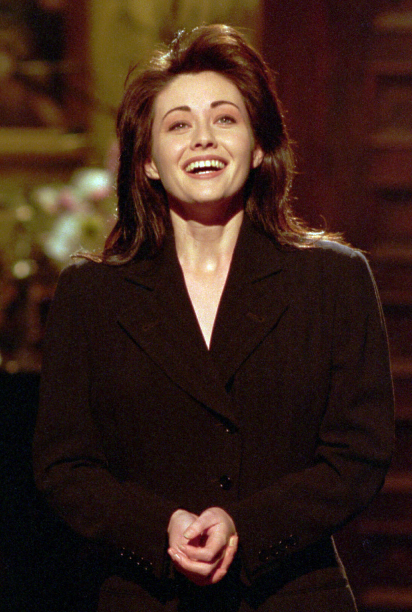 Shannen Doherty See Through photo 25