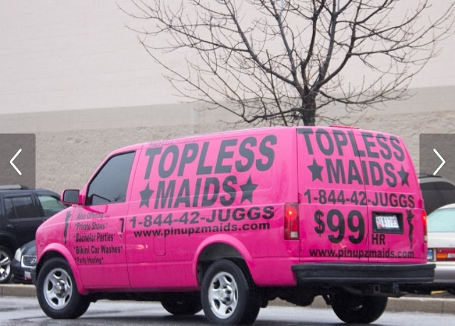 Topless Maids For Hire photo 12