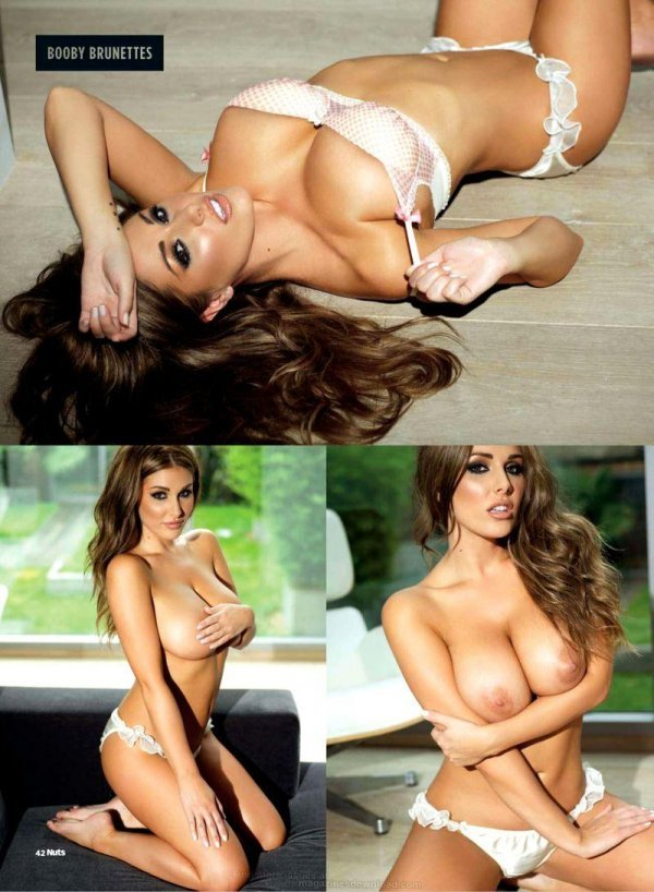 Lucy Pinder Catfight photo 9