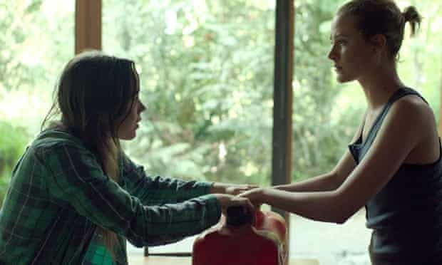 Ellen Page Into The Forest Sex Scene photo 29