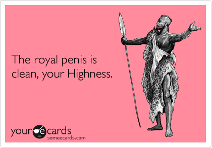 Your Highness Penis photo 2