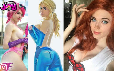 Best Cosplay Tits photo 30