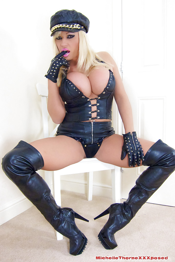 Big Boobs And Boots photo 23