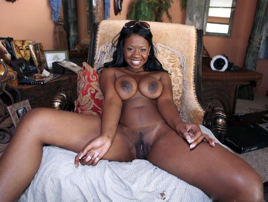 Black Pussy And Boobs photo 13