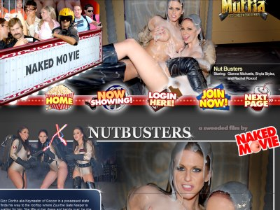 Gianna Michaels Ghostbusters photo 1