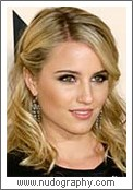 Dianna Agron Nudography photo 4