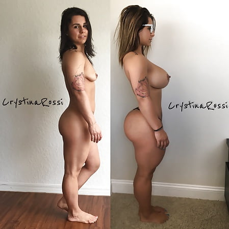 Crystina The Booty Queen Naked photo 18
