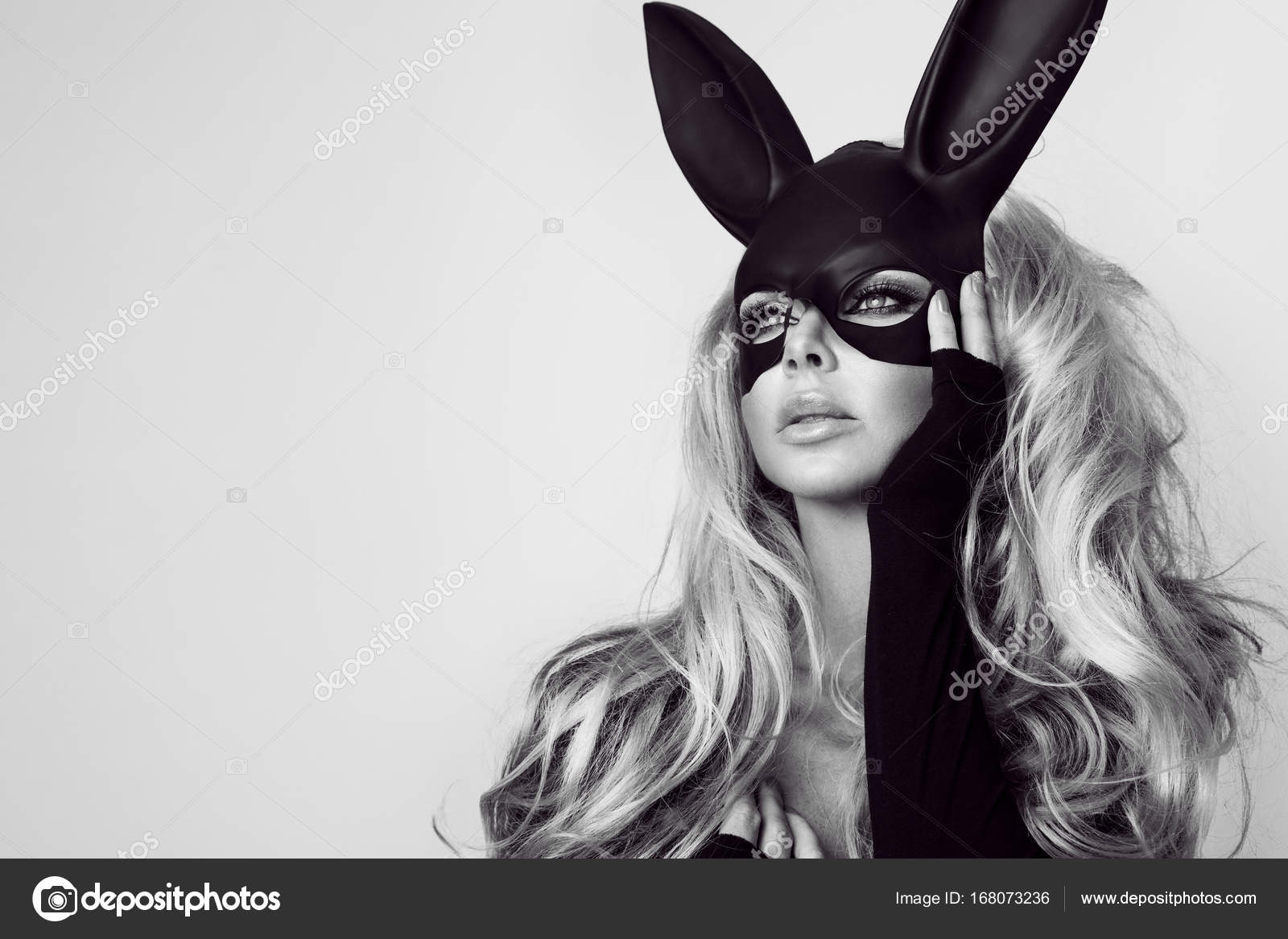 Easter Bunny Breast Picture photo 7