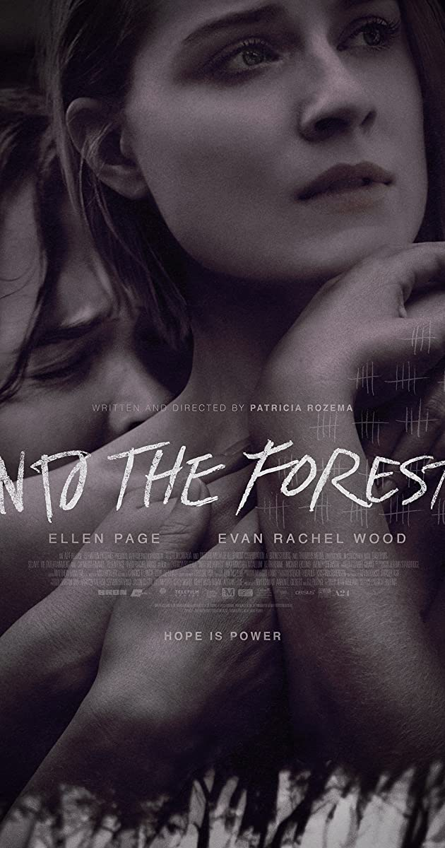 Ellen Page Into The Forest Sex Scene photo 10