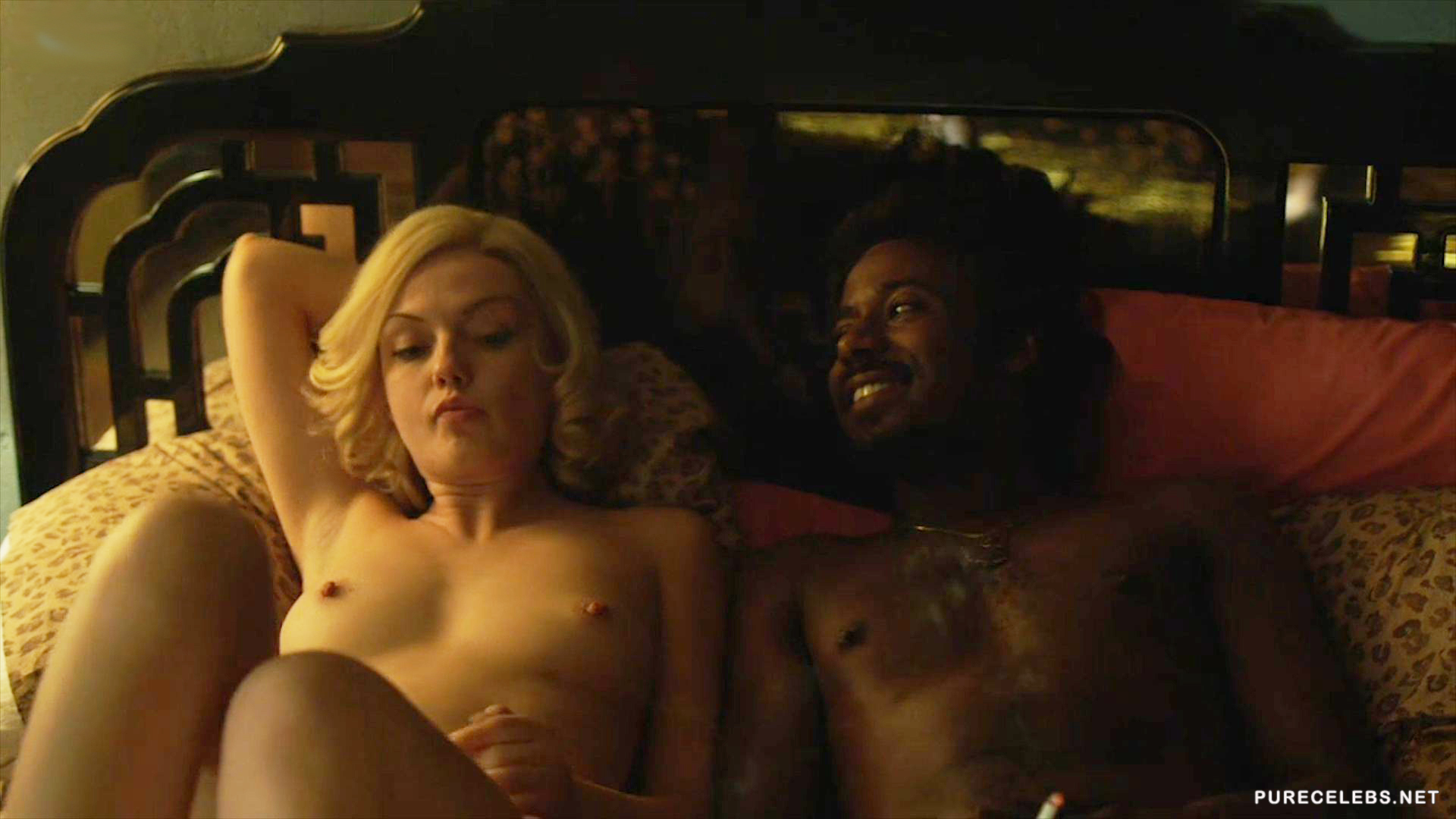 Emily Meade Topless photo 27