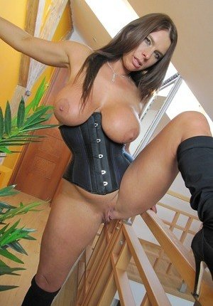 Big Boobs And Boots photo 9