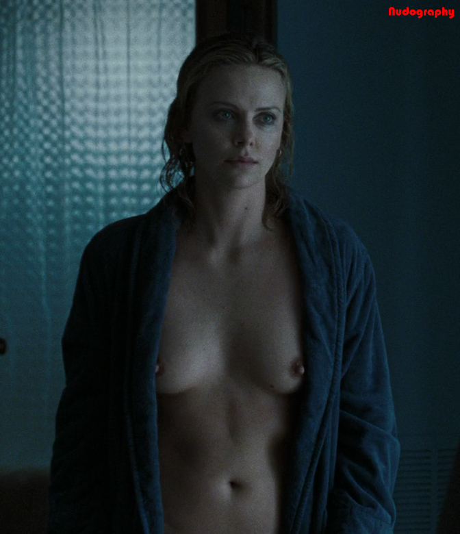 Charlize Theron Nudography photo 8