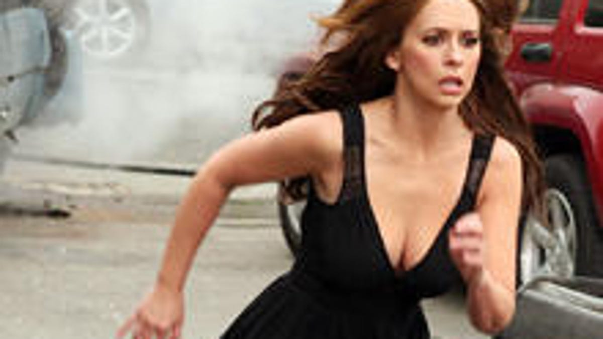 Ghost Whisperer Cleavage photo 24