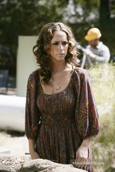 Ghost Whisperer Cleavage photo 19