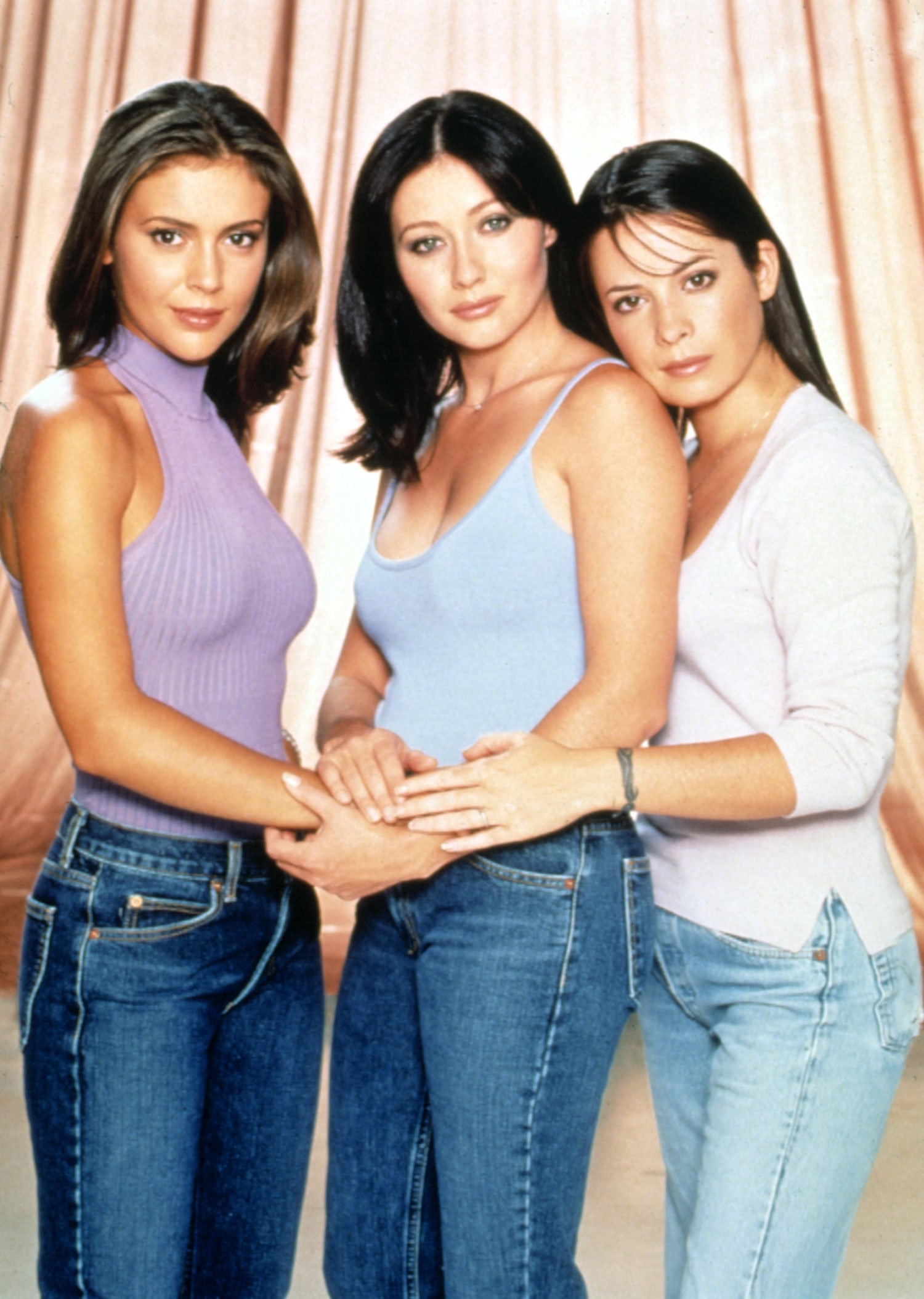 Shannen Doherty See Through photo 20