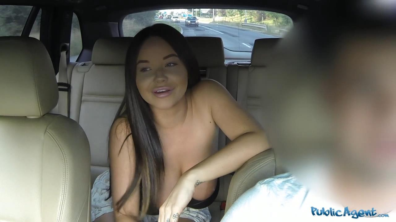 Showing My Tits In Public photo 12